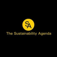 Logo of the podcast The Sustainability Agenda