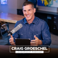 Logo of the podcast Craig Groeschel Leadership Podcast