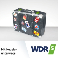 Logo of the podcast WDR 5 Mit Neugier unterwegs