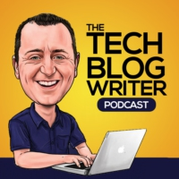 Logo of the podcast The Tech Blog Writer Podcast
