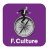Logo du podcast France Culture - Sur la route