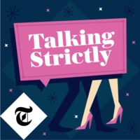 Logo of the podcast Danny John-Jules, Kate Silverton and Ashley Roberts discuss the joy and strain of Strictly