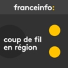 Logo du podcast franceinfo - coup de fil en région