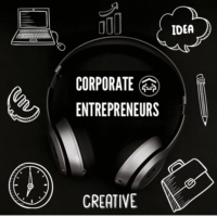 Logo of the podcast Corporate Entrepreneurs I Podcast für Intrapreneure & Macher in Corporate Startups
