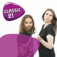 "Logo du podcast Classic 21 Metal - Concours Metallica, interview du groupe Amenra, séquence ""Folk Metal"" - 06/10/20…"