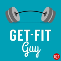 Logo of the podcast Get-Fit Guy's Quick and Dirty Tips to Slim Down and Shape Up