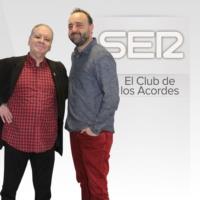 Logo of the podcast El Club de los Acordes