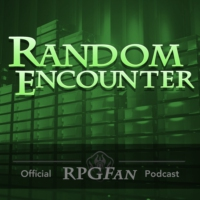 "Logo du podcast Random Encounter 148 - ""IDOLA"" A Song of Halcyon Days Past"