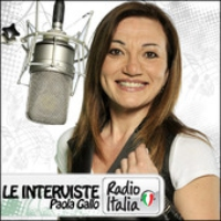 Logo of the podcast Intervista a Deborah Iurato del 10 Novembre 2014