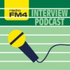 Logo of the podcast FM4 Interview Podcast
