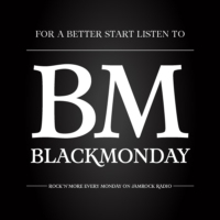 Logo of the podcast Black Monday