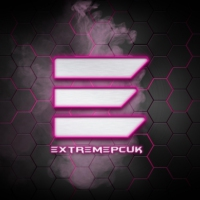 Logo du podcast ExtremePCUK - A monthly show about PC Gaming, Building, Modding and Reviews.