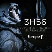 Logo du podcast 3h56, le premier homme sur la Lune