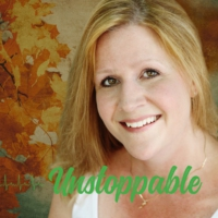 Logo of the podcast Unstoppable with Lindy Chaffin Start