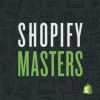 Logo du podcast Shopify Masters | The ecommerce business and marketing podcast for ambitious entrepreneurs