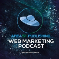 Logo of the podcast A51 Web Marketing Podcast