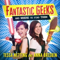 Logo of the podcast Fantastic Geeks (and where to find them)