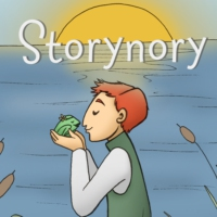 Logo of the podcast Storynory - Stories for Kids
