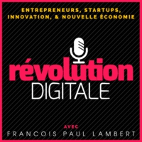 Logo of the podcast Révolution Digitale, Le Podcast des Nouveaux Entrepreneurs