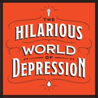 Logo of the podcast The Hilarious NIGHT of Depression