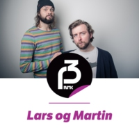 Logo of the podcast NRK P3 – Lars og Martin