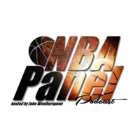 Logo of the podcast NBA Panel – Episode 43