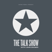 Logo of the podcast The Talk Show With John Gruber