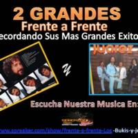 Logo of the podcast Frente a Frente; LOS BUKIS y JUAREZ 4