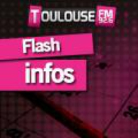 Logo of the podcast Flash Info Toulouse FM