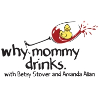 Logo of the podcast Why Mommy Drinks