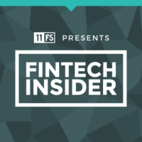 Logo of the podcast Fintech Insider by 11:FS