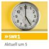 Logo du podcast SWR1 Aktuell um 5