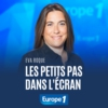 Logo of the podcast Les petits pas dans l'écran - Eva Roque