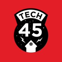 Logo of the podcast Tech45