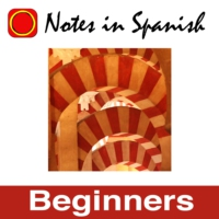 Logo of the podcast Learn Spanish: Notes in Spanish Inspired Beginners