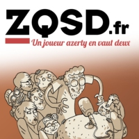 Logo of the podcast Le podcast de ZQSD