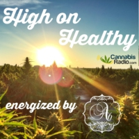 Logo of the podcast High On Healthy