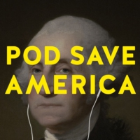 Logo of the podcast Pod Save America