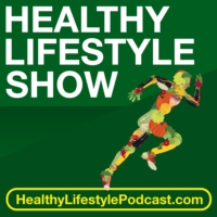 Logo of the podcast Healthy Lifestyle Show: Foods For Fighting Stress