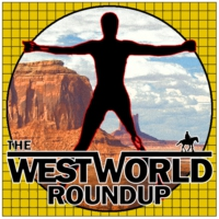 Logo of the podcast Westworld Roundup