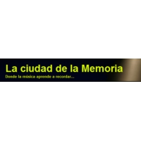 Logo of the podcast La Ciudad de la Memoria 23