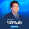 Logo of the podcast Europe matin