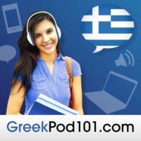 Logo of the podcast Learn Greek | GreekPod101.com