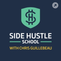 Logo of the podcast Side Hustle School