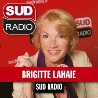 Logo du podcast Brigitte Lahaie Sud Radio