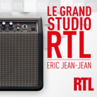 Logo du podcast Clara Luciani, Ehla et Therapie Taxie dans le Grand Studio RTL