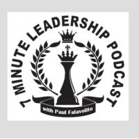 Logo of the podcast 7 Minute Leadership