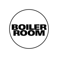Logo of the podcast BOILER ROOM