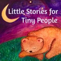 Logo of the podcast Little Bear Goes Over the Hill: A Story for Kids