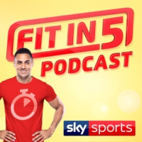 Logo du podcast Sky Sports Fit in 5 Podcast